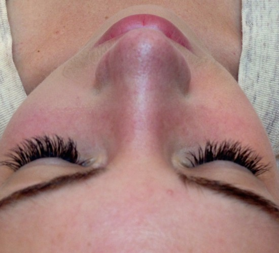 Eyelash Extensions at Atea Salon